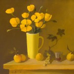 The Yellow Poppies