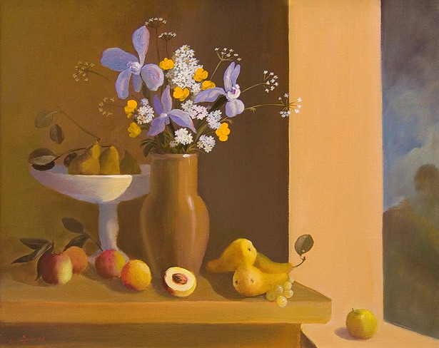 Konstantin Troitsky — The Flowers And Fruits
