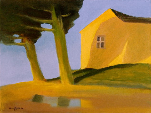 Konstantin Troitsky — The House