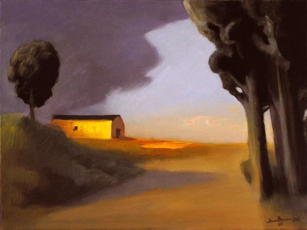 Konstantin Troitsky — The Barn