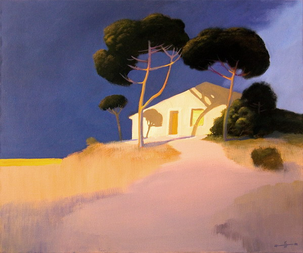 Konstantin Troitsky — The House Among The Fields