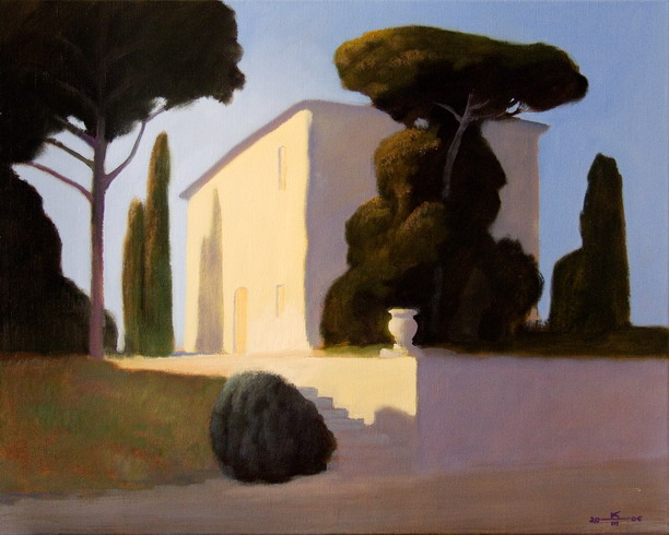 Konstantin Troitsky — The Villa